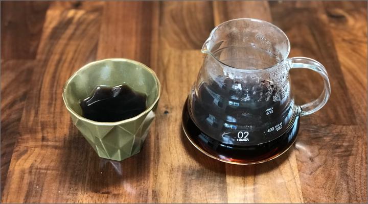 おれのコーヒー